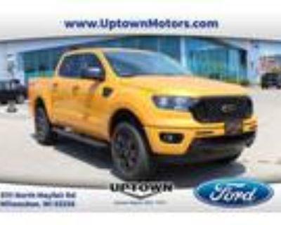 2021 Ford Ranger Orange, 16 miles