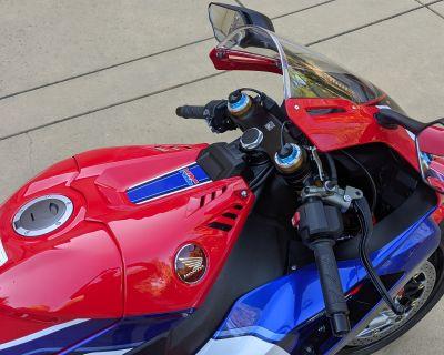 2021 Honda CBR 1000RR SP