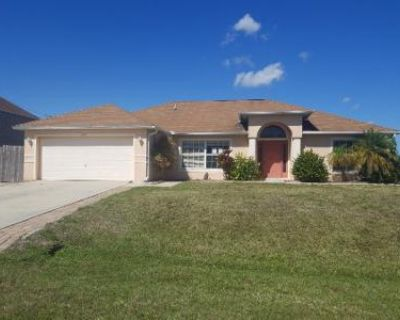 3 Bed 2 Bath Preforeclosure Property in Cape Coral, FL 33990 - SE 1st St