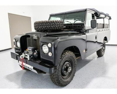 1971 Land Rover Series I
