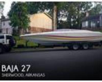 27 foot Baja 27