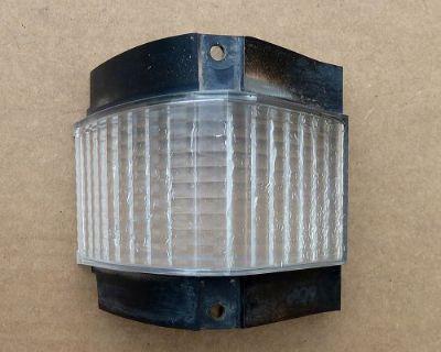 1973 1974 Mercury Marquis Turn Signal Parking Light Lens Rh