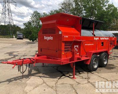 2002 Bagela BA 10000 Asphalt Recycler
