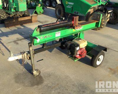 2015 Iron & Oak BHVH2613GXS Wood Splitter