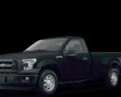 2016 Ford F-150 XL Regular Cab 6.5' Box 4WD