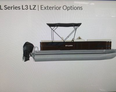 2021 Sylvan L-3 LZ Pontoon Boats Hutchinson, MN