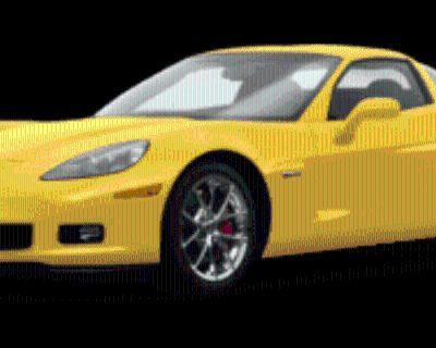 2009 Chevrolet Corvette Z06 3LZ