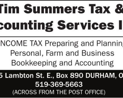 Tim Summers Tax & Accounting S...