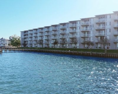 A stunning Bay View, a Boat Dock, only 2 blocks from the beach, Midtown OC - Midtown Ocean City
