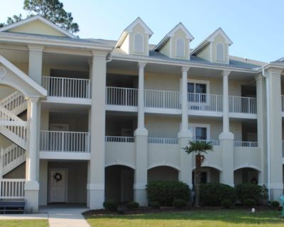 Beautiful Second Floor Condo With Water and Golf Views - Calabash