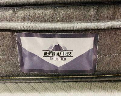 Queen mattress set
