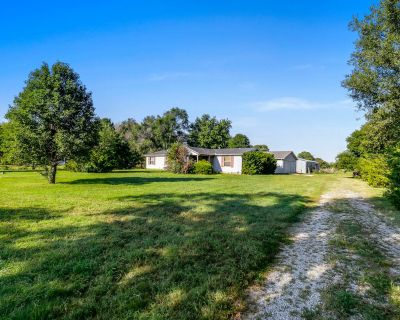 Sprawling 5 Acres Land with House