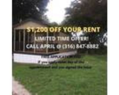 Mobile Home for Sale/Rent - for Rent in Wichita, KS