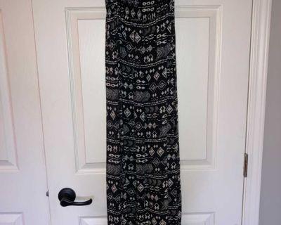 Reitmans maxi dress - size 7