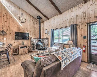 NEW! Southwestern Retreat w/ Deck + 15 Mi to Ski! - Ruidoso