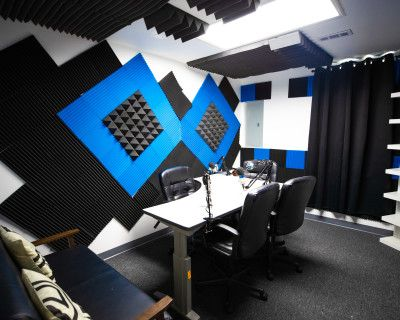 Podcast Recording Studio, Chamblee, GA