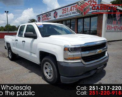 "2017 Chevrolet Silverado 1500 2WD Double Cab 143.5"" Work Truck"
