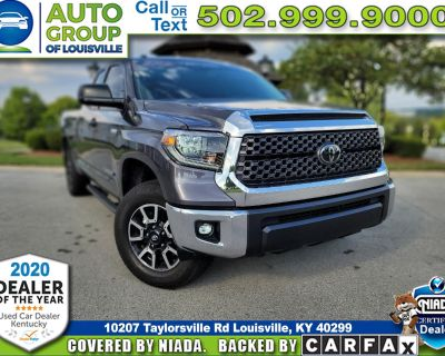 2018 Toyota Tundra 4WD SR5 Double Cab 6.5' Bed 4x4