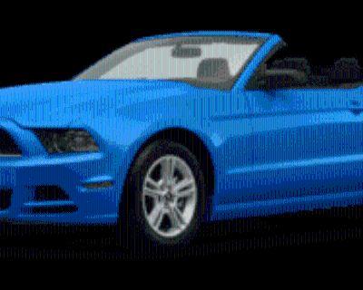 2013 Ford Mustang V6