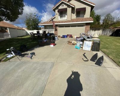 Yard Sale TODAY, Saturday October 23 only
