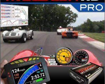 Traqmate Trackdash Hd Pro Complete With Go Pro Camera Control Data Acquisition