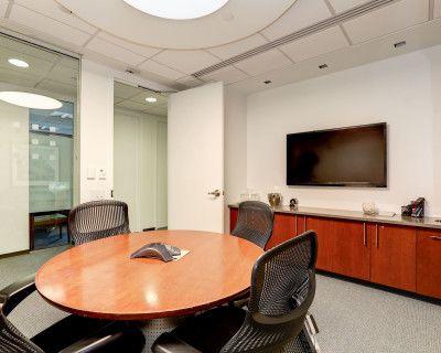 Freshly Renovated Meeting Space on Pennsylvania Avenue, Washington, DC