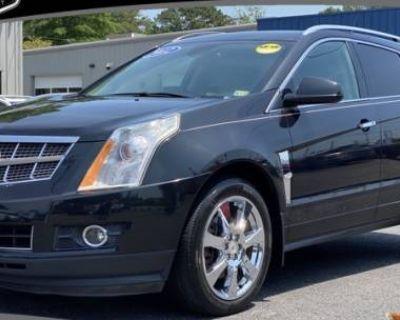 2012 Cadillac SRX Premium Collection