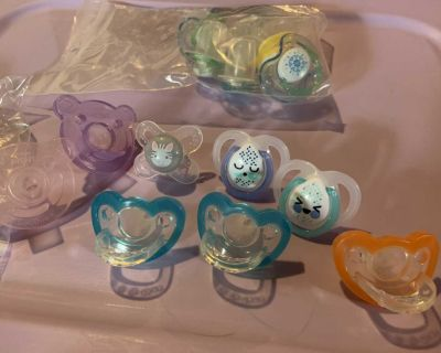 LOTS of Pacifiers