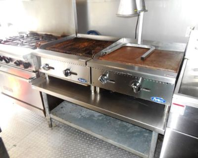 READY TO BARBEQUE BRING YOUR TALENT - Custom / Trailer / 2017