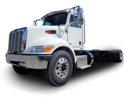 2022 PETERBILT 337 Day Cab Trucks Truck