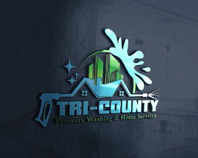 Tri-County Pressure Wash & Home Services