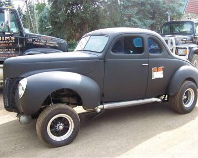 1939 Ford Gasser