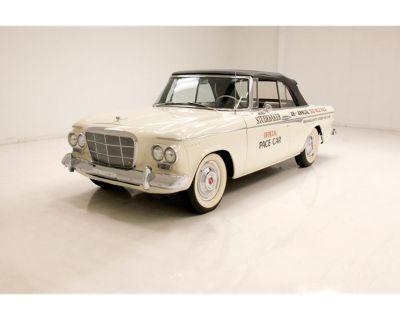 1962 Studebaker 2-Dr