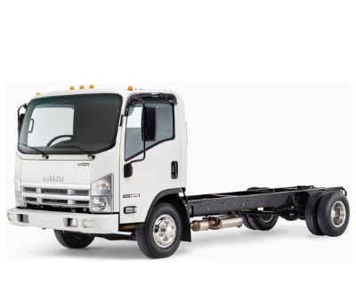 2021 ISUZU NPR Day Cab Trucks Light Duty