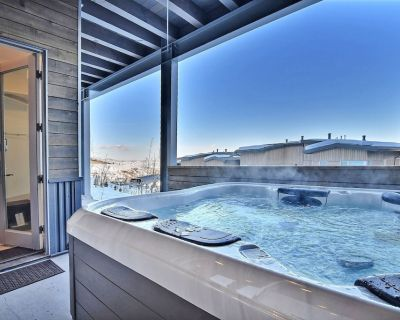 Private Hot Tub-Luxury 4Br/4.5Ba in Canyons Village - Park City
