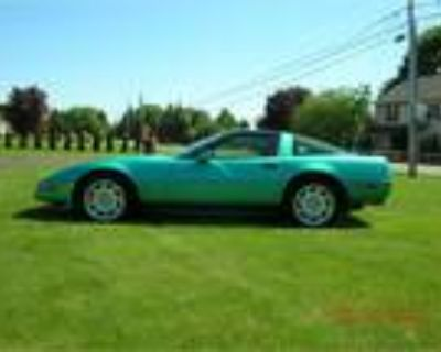 Classic For Sale: 1991 Chevrolet Corvette 2dr Coupe for Sale by Owner