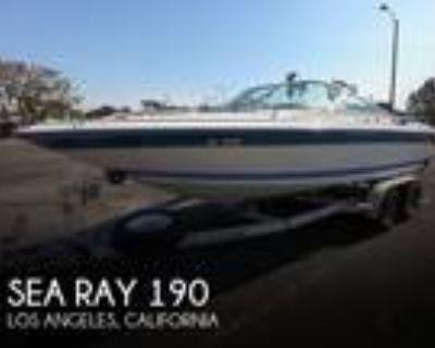 19 foot Sea Ray 190 Bow Rider