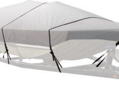 New 15'-17' Waterproof Modified V Hull Boat Cover-fishing-duck-jon Boat-cvrdlx-l