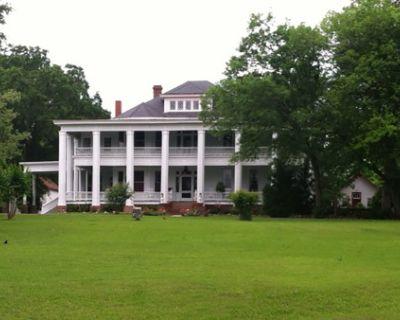 Greek Revival Southern Plantation, Cochran, GA
