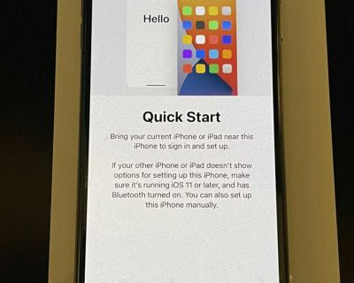 iPhone XS Max 512g Space Grey