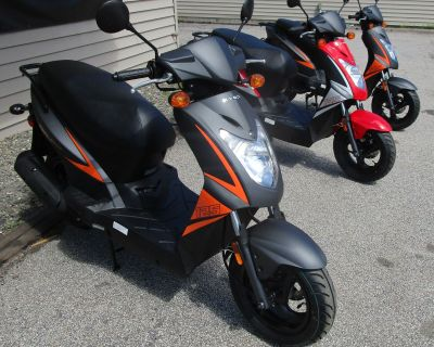 2021 Kymco Agility 125 Scooter Newport, ME