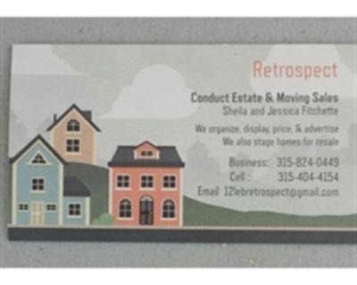 Huge Eclectic Estate Sale by Retrospect