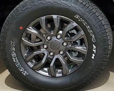 """Colorado - WTS 17"""" Sport wheels with Hankooks + spare/no TPMS"""