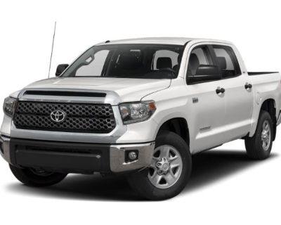 New 2021 Toyota Tundra SR5 RWD CrewMax
