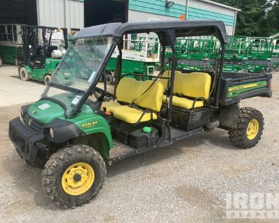 2016 John Deere Gator 855DS4 4x4 Utility Vehicle