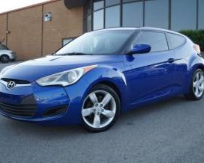 2012 Hyundai Veloster Base with Gray Interior Automatic