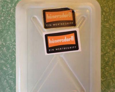 Hunersdorff water bottle decals SO34, SO23, SO32
