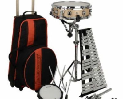 Ludwig Drum Co - Bell / Snare Combo Kit