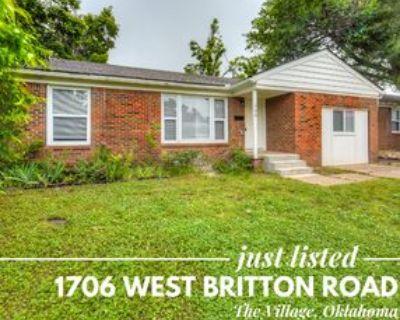 1706 W Britton Rd #1, The Village, OK 73120 3 Bedroom Apartment