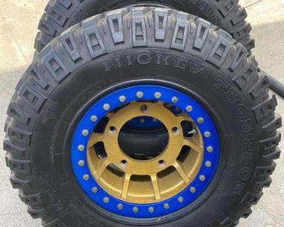 Ultra wheels beadlocks